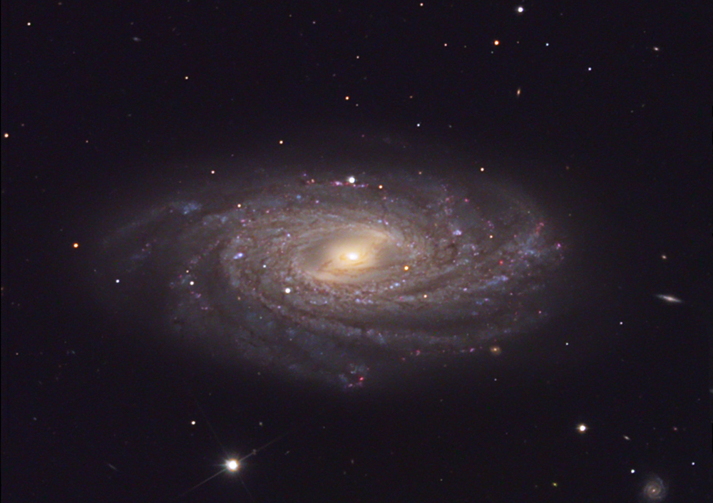best photos of distant galaxies - photo #17